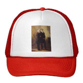 Franz Winterhalter- Arthur Wellesley Mesh Hats