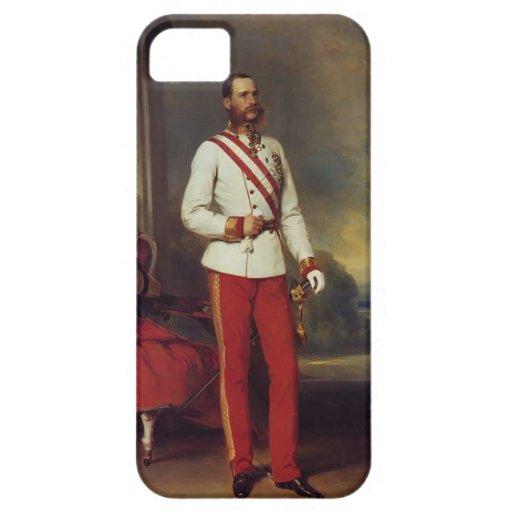 Franz Winterhalter-Austrian Emperor & Maria Teresa iPhone 5/5S Cover