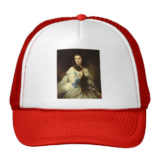 Franz Winterhalter- Barbara Dmitrievna Mergassov Trucker Hat