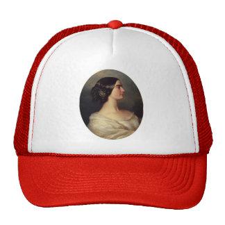 Franz Winterhalter- Charlotte Stuart Trucker Hat