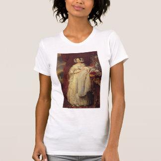 Franz Winterhalter-Duchess of Orlean with his son Tee Shirts