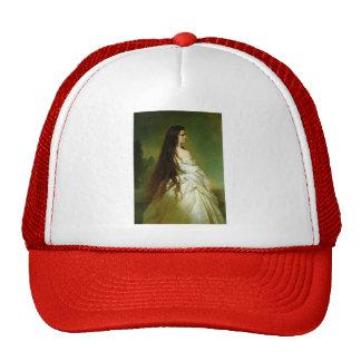 Franz Winterhalter- Elisabeth Kaiserin Trucker Hats