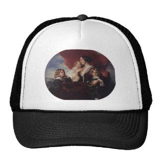 Franz Winterhalter-Elzbieta Branicka & Children Trucker Hat