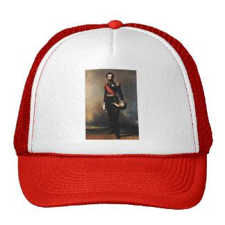 Franz Winterhalter- Francois Ferdinand Philippe Mesh Hats