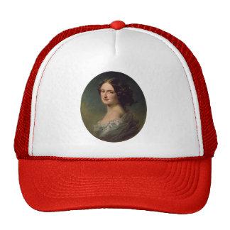 Franz Winterhalter- Lady Clementina Augusta Trucker Hats