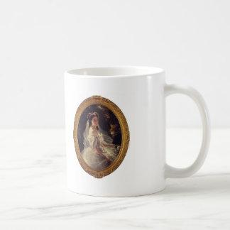Franz Winterhalter- Pauline Sandor Classic White Coffee Mug