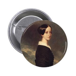 Franz Winterhalter- Portrait of Francisca Caroline Pin
