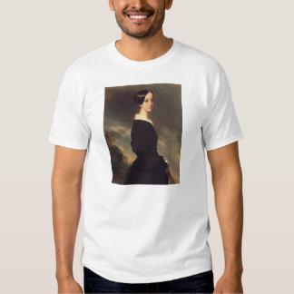 Franz Winterhalter- Portrait of Francisca Caroline Tshirts