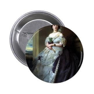 Franz Winterhalter- Portrait of Lady Middleton Buttons