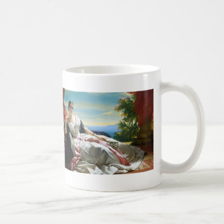 Franz Winterhalter- Portrait of Leonilla Coffee Mug