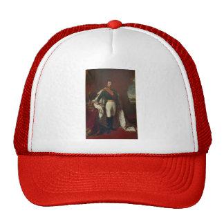 Franz Winterhalter- Portrait of Napoleon III Mesh Hat