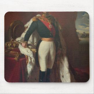 Franz Winterhalter- Portrait of Napoleon III Mousepads