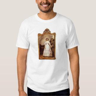 Franz Winterhalter- Portrait of Princess Marie Shirts