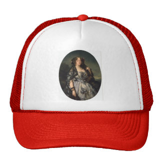 Franz Winterhalter- Portrait of Sophia Radziwill Trucker Hat