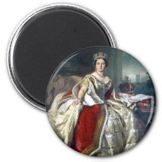 Franz Winterhalter Portrait Queen Victoria Magnet