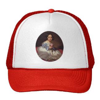 Franz Winterhalter- Princess Charlotte of Belgium Trucker Hat