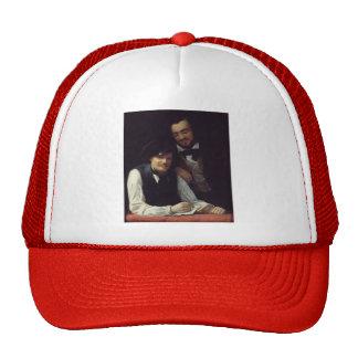 Franz Winterhalter- Self-Portrait of the Artist Trucker Hat