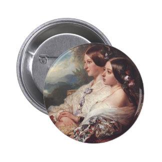 Franz Winterhalter- The Cousins Buttons