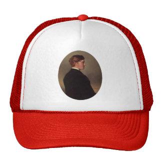 Franz Winterhalter- William Douglas Hamilton Mesh Hat