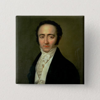 Franz Xaver Mozart , later known as Wolfgang Pinback Button