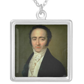 Franz Xaver Mozart , later known as Wolfgang Silver Plated Necklace