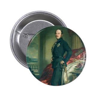 Franz Xaver Winterhalter- Albert, Prince Consort Pinback Button