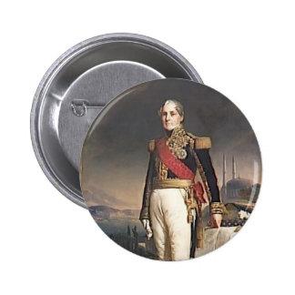 Franz Xaver Winterhalter- Francois-Horace Pinback Button