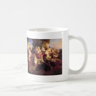 Franz Xaver Winterhalter- Il dolce Farniente Classic White Coffee Mug