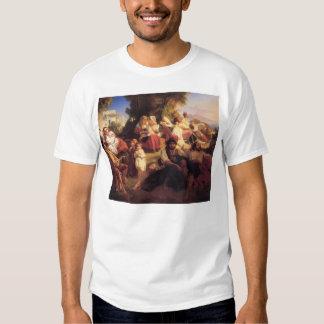 Franz Xaver Winterhalter- Il dolce Farniente Tee Shirt