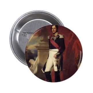 Franz Xaver Winterhalter- Leopold I Pinback Buttons