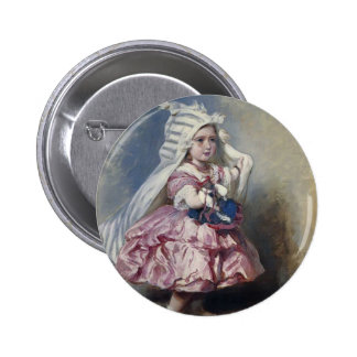 Franz Xaver Winterhalter- Princess Beatrice Pinback Buttons