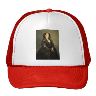 Franz Xaver Winterhalter- Princess Kotschoubey Mesh Hats