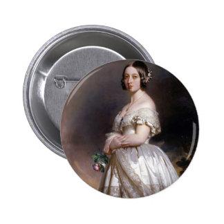 Franz Xaver Winterhalter- Queen Victoria Pins