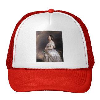 Franz Xaver Winterhalter- Queen Victoria Trucker Hats