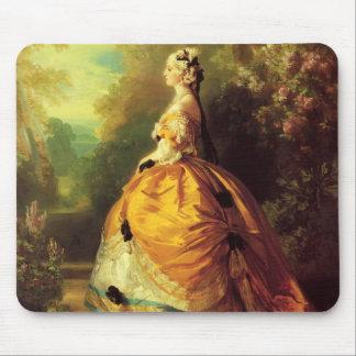 Franz Xaver Winterhalter- The Empress Eugénie Mouse Pad