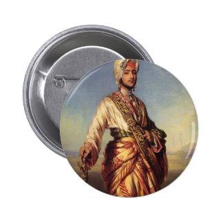 Franz Xaver Winterhalter- The Maharaja Dalip Singh Button