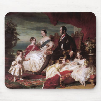 Franz Xaver Winterhalter- The Royal Family in 1846 Mouse Pad