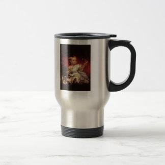 Franz Xaver Winterhalter- Victoria, Princess Royal 15 Oz Stainless Steel Travel Mug