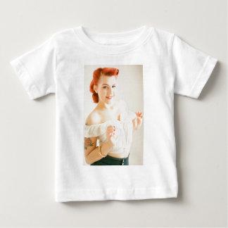 Franziska Pinup 1 Baby T-Shirt
