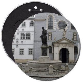 Franziskanerplatz Vienna Austria Pinback Button