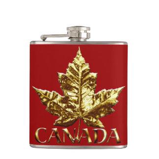Frasco de Canadá de la medalla de oro del frasco d