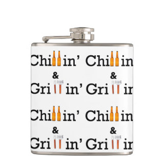 Frasco de Chillin y de Grillin
