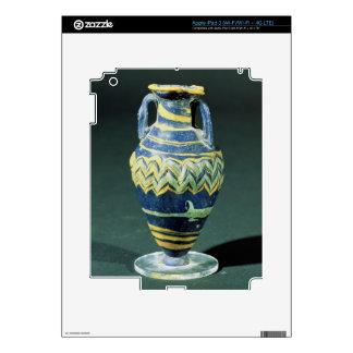 frasco de cristal del unguent del Arena-corazón (a iPad 3 Skin