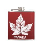Frasco de encargo de la bebida de Canadá del frasc