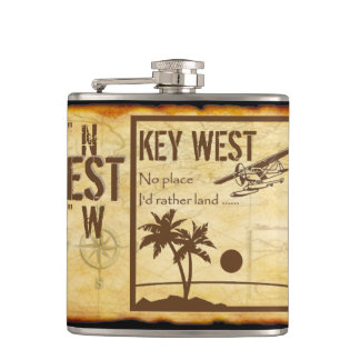 Frasco de Key West Petaca