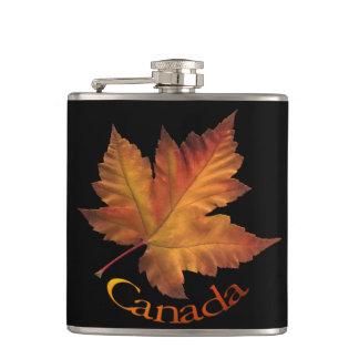 Frasco de la bebida de Canadá del otoño del frasco