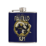 Frasco de Nautilus Rum de capitán Nemo