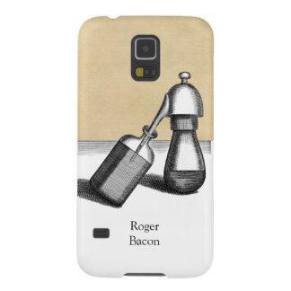 Frasco del alambique de tocino de Rogelio Carcasas De Galaxy S5