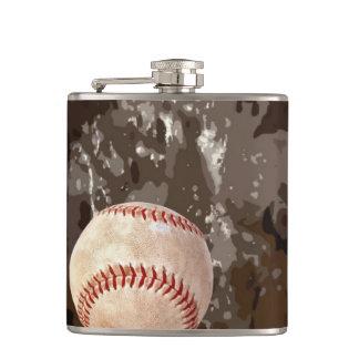 Frasco del béisbol petaca
