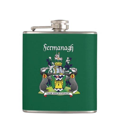Frasco del condado de Fermanagh